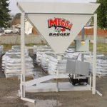 the worlds best automatic sandbag filling machine mb 1 by baglady inc
