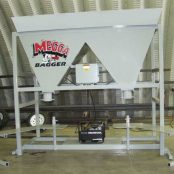 the worlds best automatic sandbag filling machine mb 2 by baglady inc